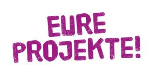 Logoschriftzug von Eure Projekte